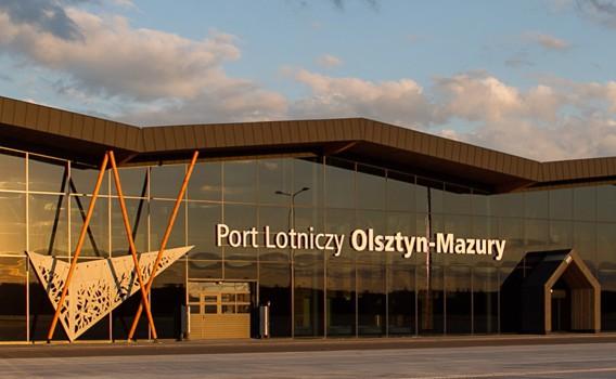 Port Lotniczy Olsztyn-Mazury - Samolotem na Rajd Polski